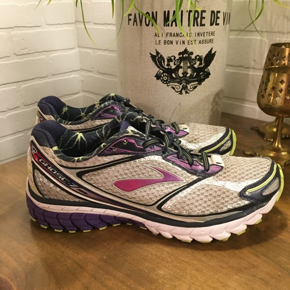 2575495ef0d Brooks Shoes - Brooks Ghost 7 Womens Running Shoes Size 10.5